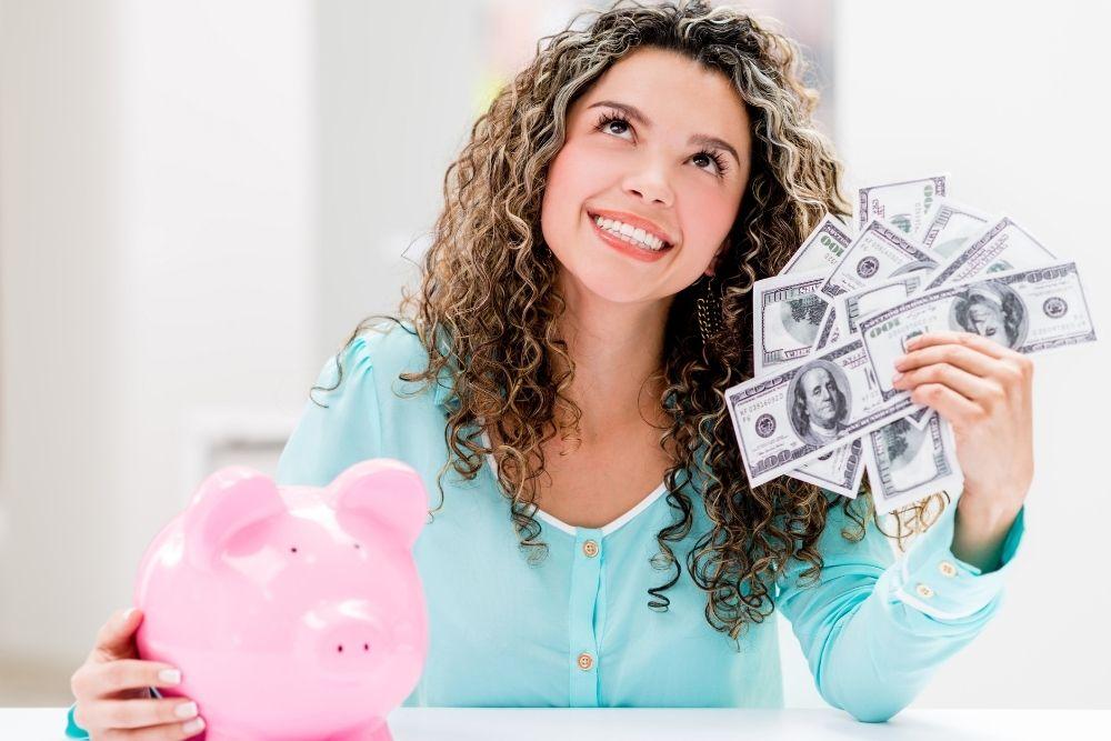 Como juntar dinheiro no cofrinho