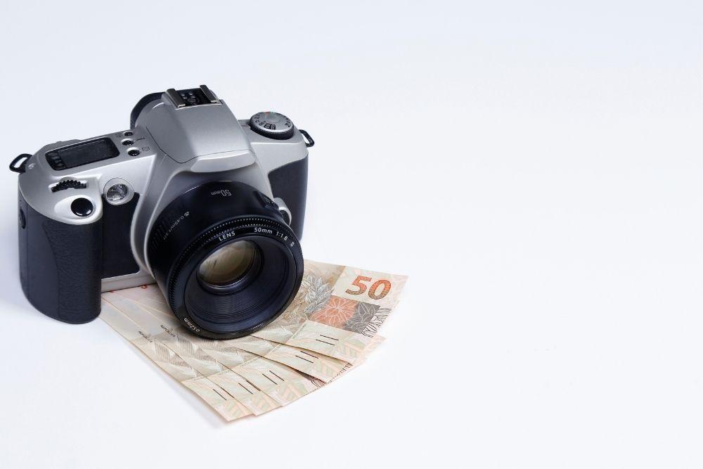 Como ganhar dinheiro em casa com fotografia