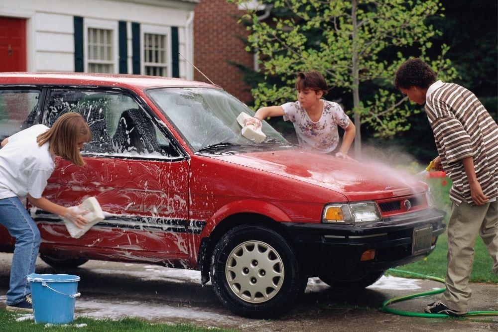 Ganhar Dinheiro Em Casa Com Lavagem de Veículos