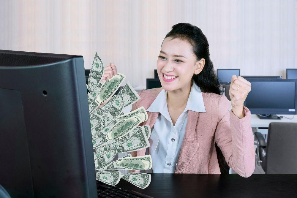 Use sua criatividade e ganhe dinheiro na internet
