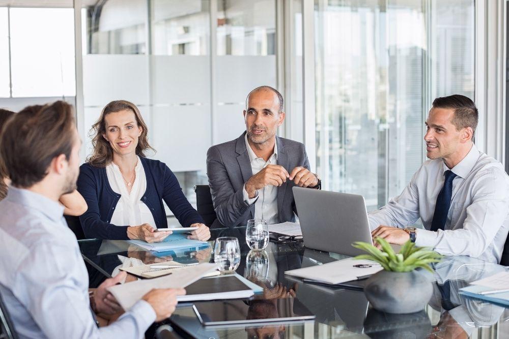 Características de um bom negócio - Reunião de Negócios