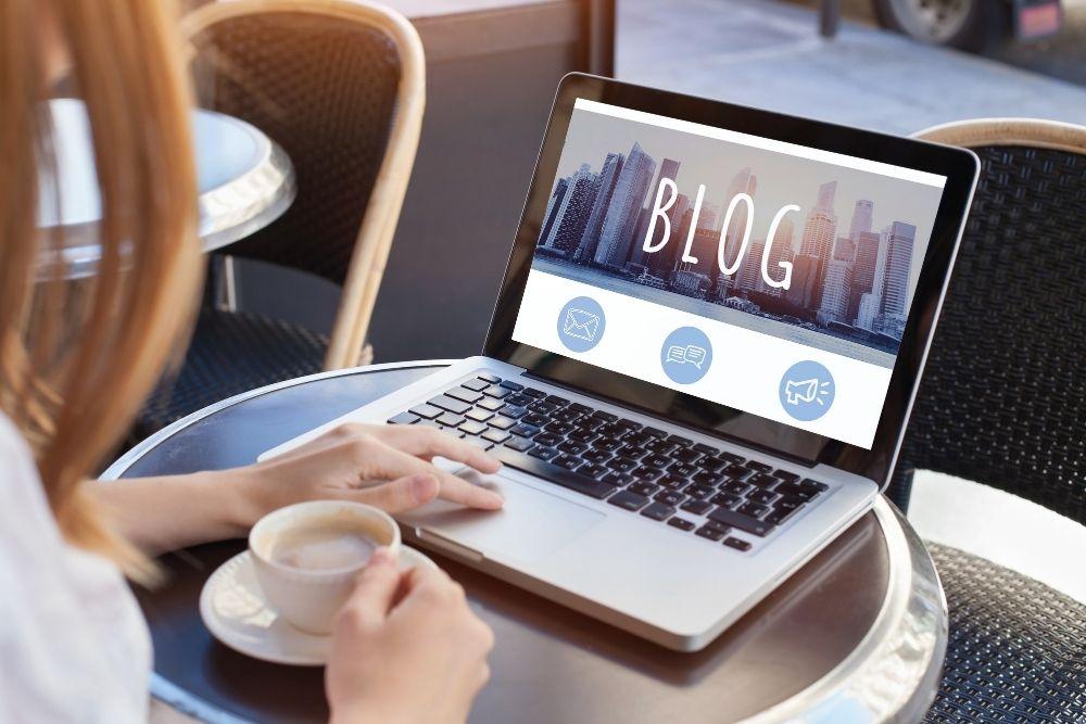Como criar um blog tipos de blogs