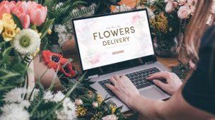 Aprenda como montar uma floricultura online