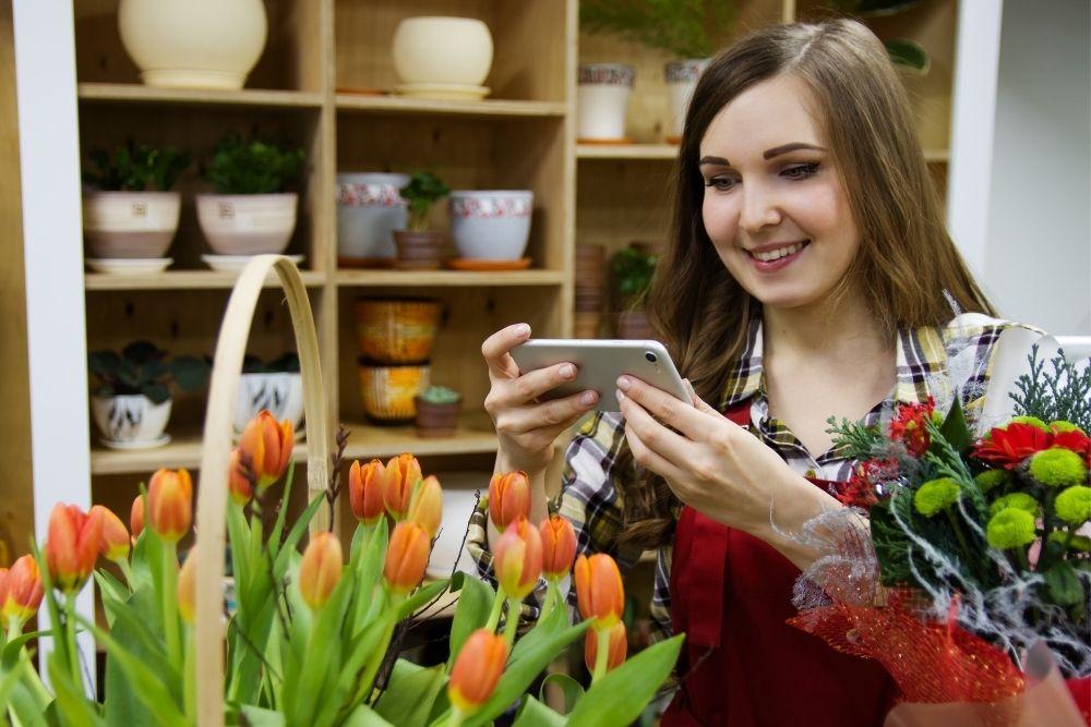 Equipamentos necessários para montar uma floricultura online