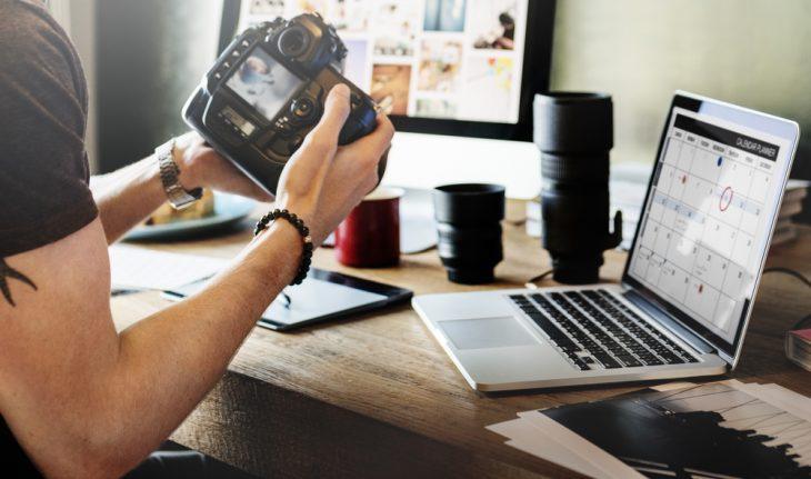 Boas fotos são importantes para aumentar suas chances de vender produtos