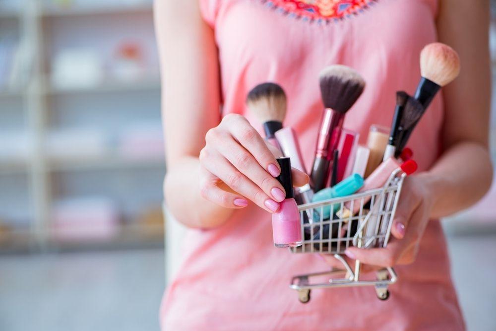 Um dos principais produtos para revenda são os produtos de beleza