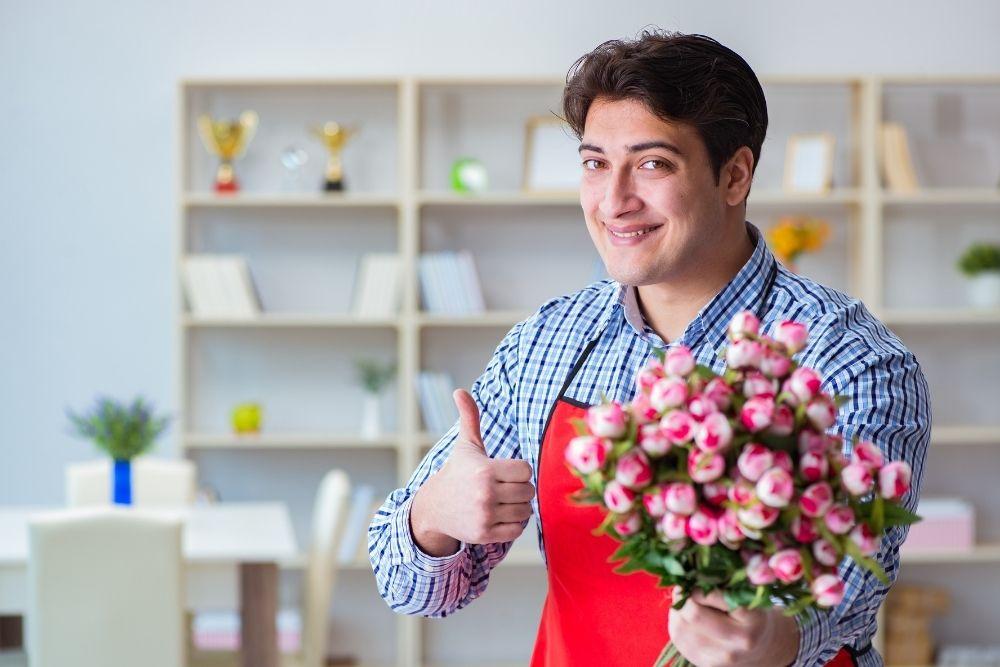 Siga as regras para saber como montar uma floricultura online