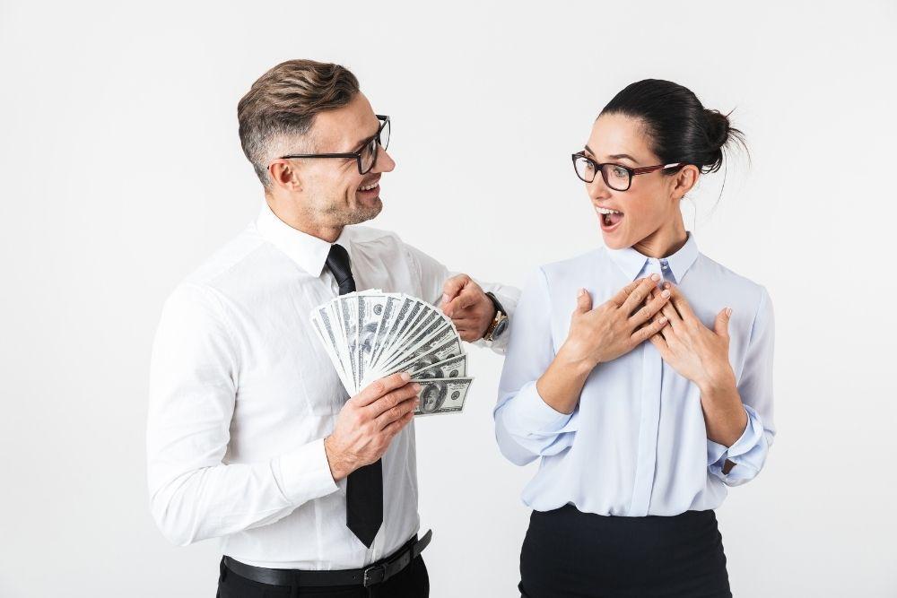 Formula para ganhar dinheiro fácil